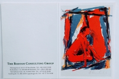 Boston Consulting Group Collection Nordic Artists